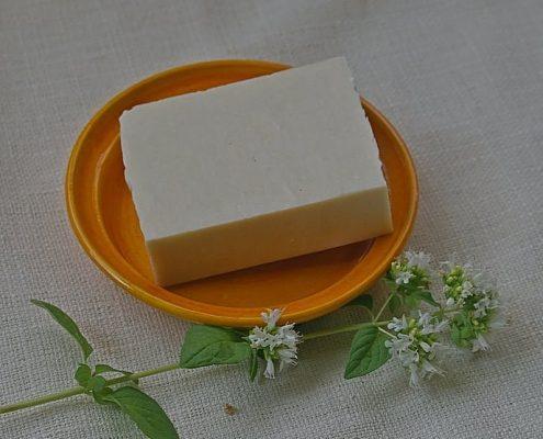 A tak wygląda mydło z czystej oliwy z oliwek